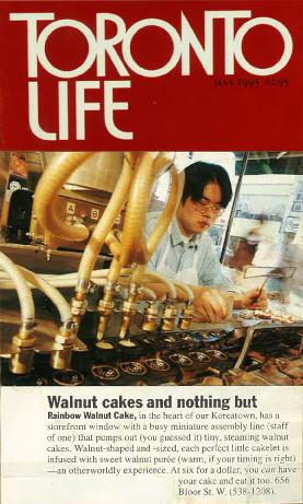 Toronto Life - May 1995
